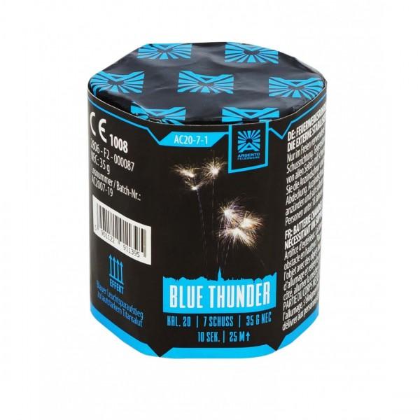 Argento Blue Thunder