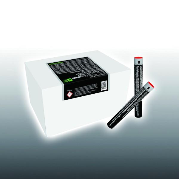 Blackboxx Lanzenlichter Silber (25er Pack)