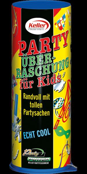 Keller Party Überraschung für Kids