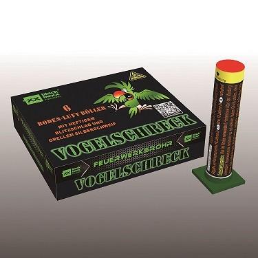 Blackboxx Vogelschreck Bombenrohre (6er Schachtel)