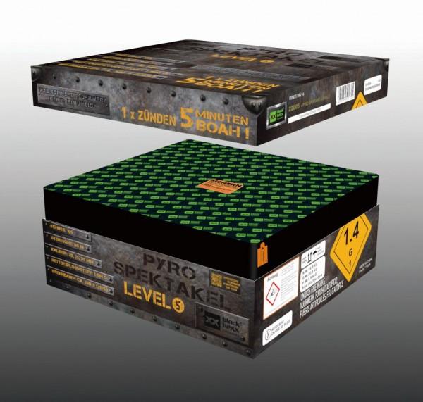 Blackboxx Pyro Spektakel Lvl. 5