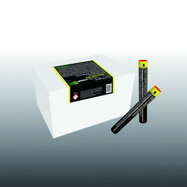 Blackboxx Lanzenlichter Gelb (25er Pack)