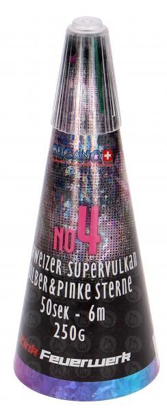 Zink Schweizer Super-Vulkan No.4