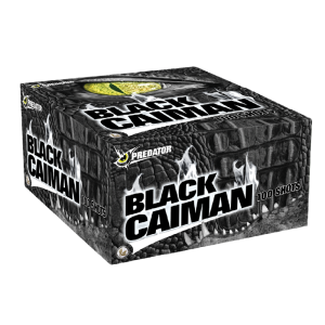 Lesli Black Caiman