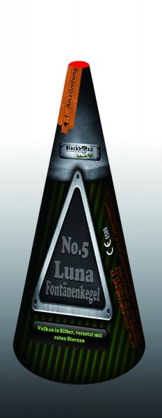 Blackboxx Luna Fontänenkegel No.5