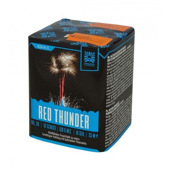 Argento Red Thunder