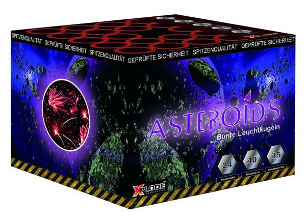 Xplode Asteroids