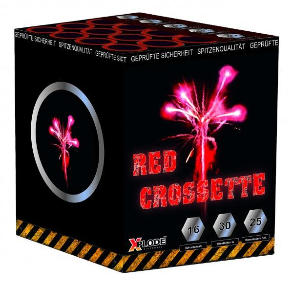 Xplode Red Crossette