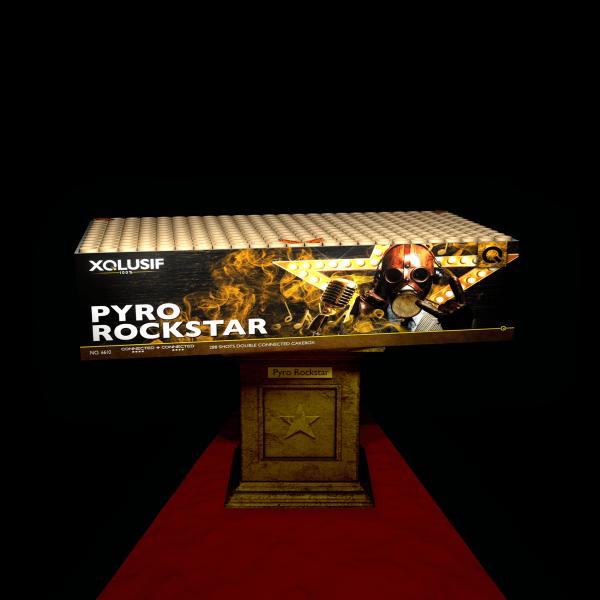 VOLT! Pyro Rockstar