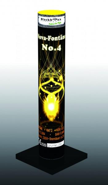 Blackboxx Nova Fontäne No.4
