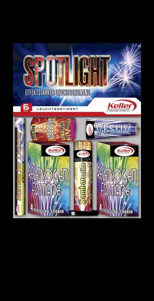 Keller Spotlight